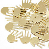 Brass PendantsKK-N200-053-2