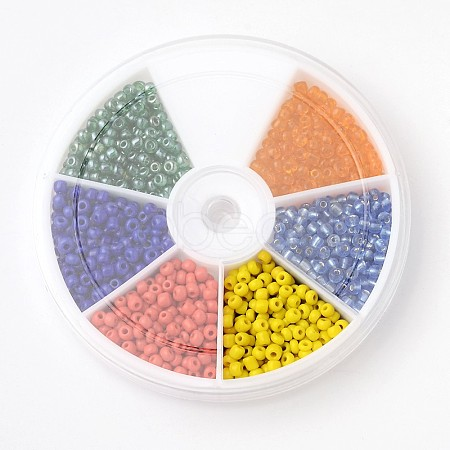 Round Seed BeadsSEED-X0038-06-3mm-B-1
