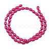 Glass Pearl Beads Strands HYR100-A32-2