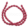 Glass Pearl Beads Strands HYR101-A70-2