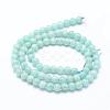 Natural Amazonite Beads StrandsX-G-F555-15-5mm-2