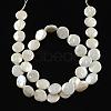 Natural Baroque Pearl Keshi Pearl Beads StrandsPEAR-Q004-21C-2