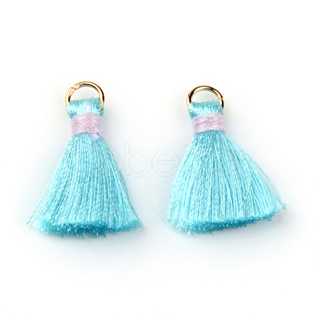 Nylon Thread Tassel Pendant DecorationsFIND-S229-1.5cm-09-1