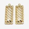 Brass PendantsKK-N200-066-1