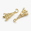 Brass Charms KK-N200-069-1