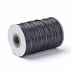 Braided Korean Waxed Polyester Cords YC-T002-0.8mm-101-2